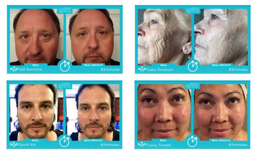 instantly ageless real users reviews