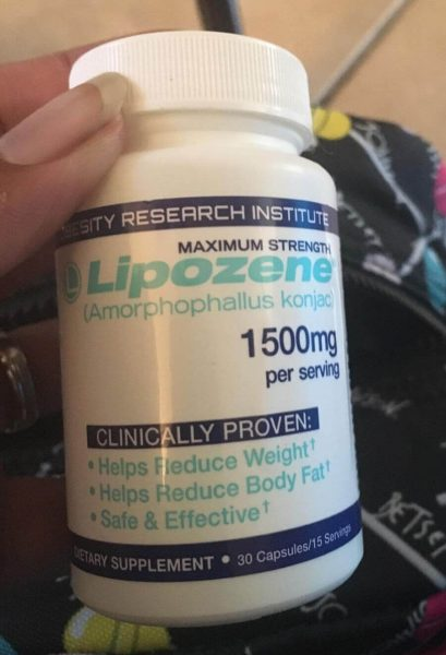 lipozene weight loss pills reviews from real users