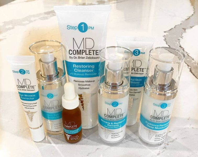 md complete skincare system review - verdict