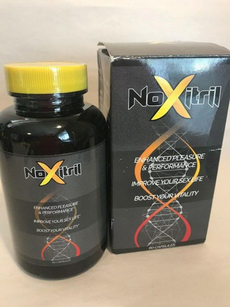 noxitril male enhancement pill review - verdict
