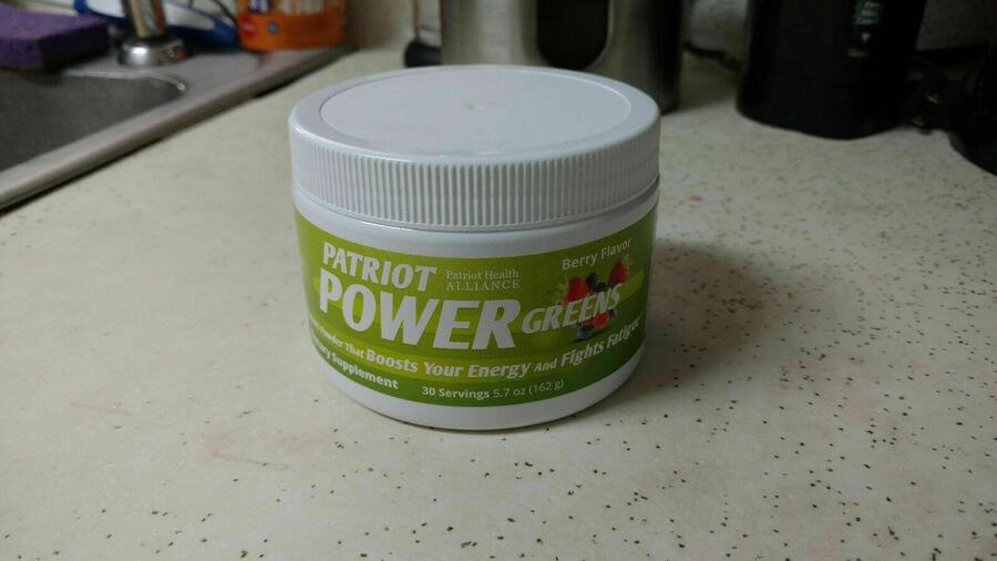 patriot power greens real users reviews