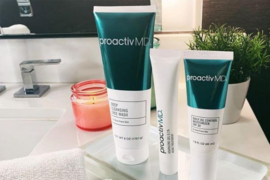 proactiv md acne treatment system
