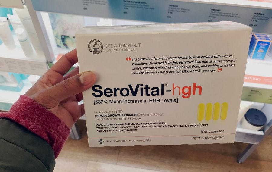 serovital hgh real users reviews