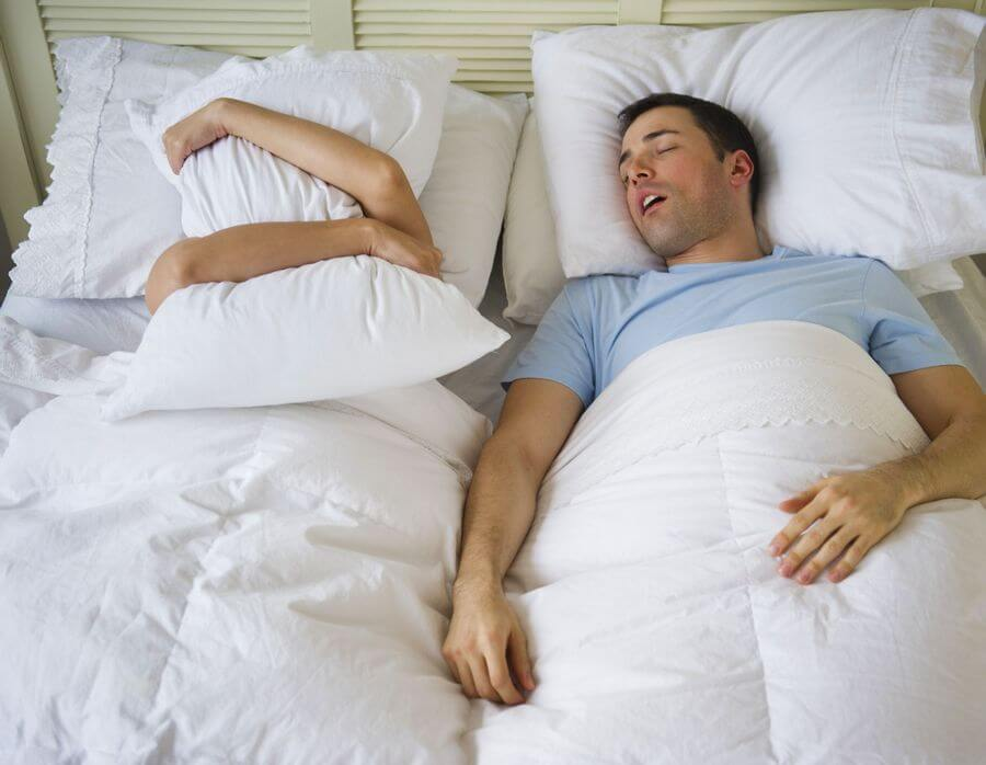 how it works on snoring treatment