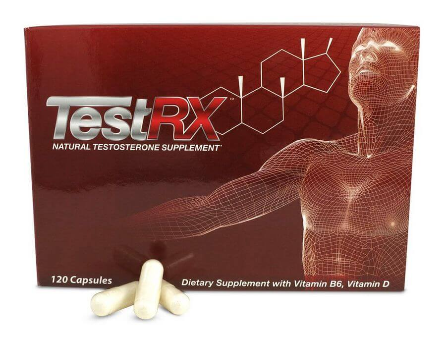 testrx testosterone pills review - verdict
