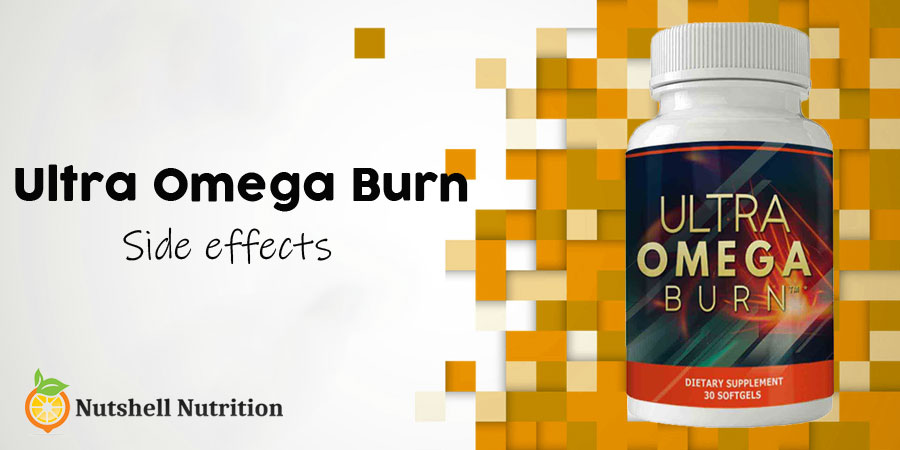 Ultra Omega Burn Side Effects
