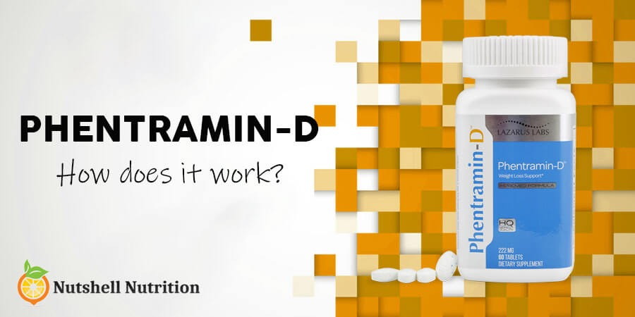 How Does Phentramin-D Work