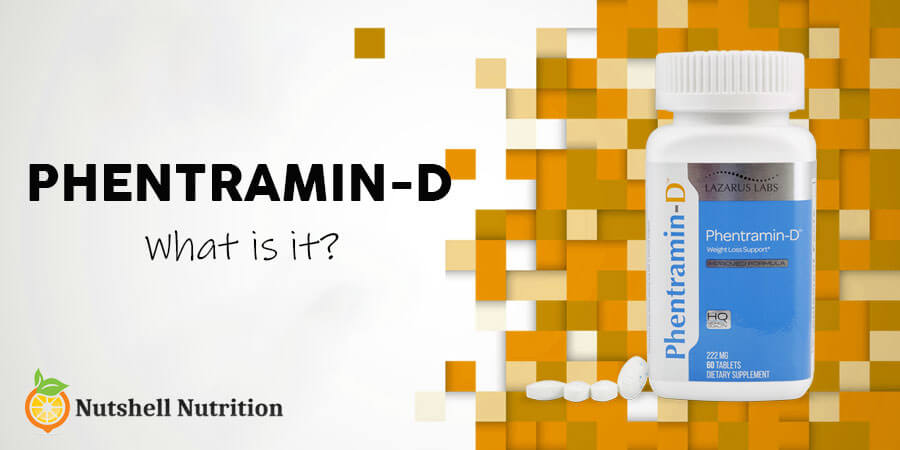 What Is Phentramin-D