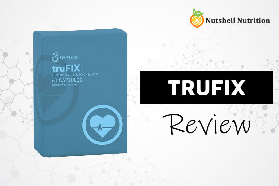 Trufix Review 2020 Does It Really Work Nutshell Nutrition