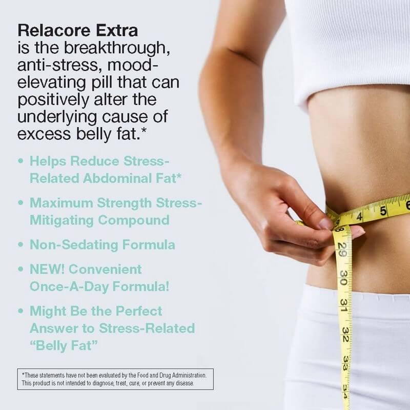 Relacore Extra pill