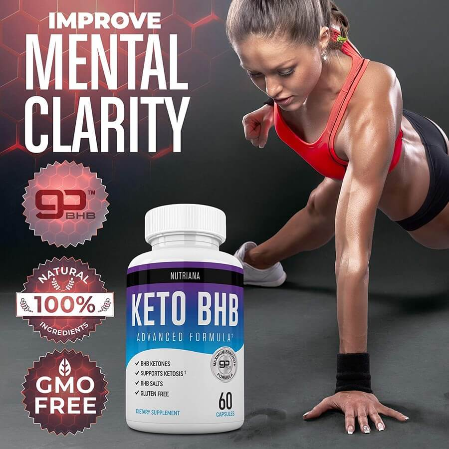 Keto BHB features