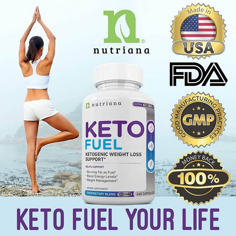 Keto Fuel benefits