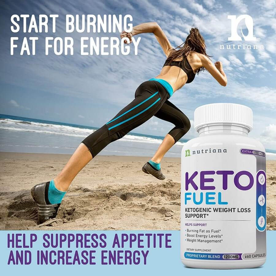Keto Fuel features